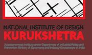NID Admission 2017-18 Kurukshetra Brochure