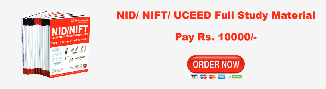 NID / NIFT / UCEED B. Design 2020